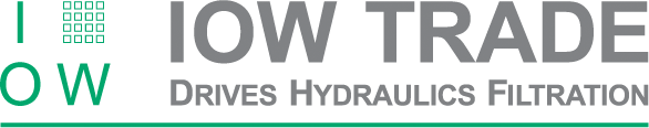 Filtry przemysłowe, Hydraulika siłowa, Napędy przemysłowe - IOW TRADE