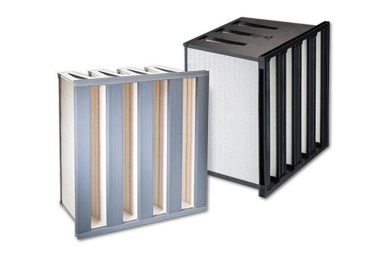 Filtry do wentylacji i klimatyzacji