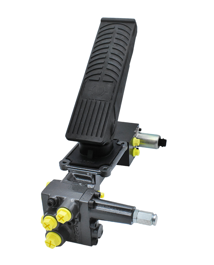 SAFI - Układy hamulcowe typu S6