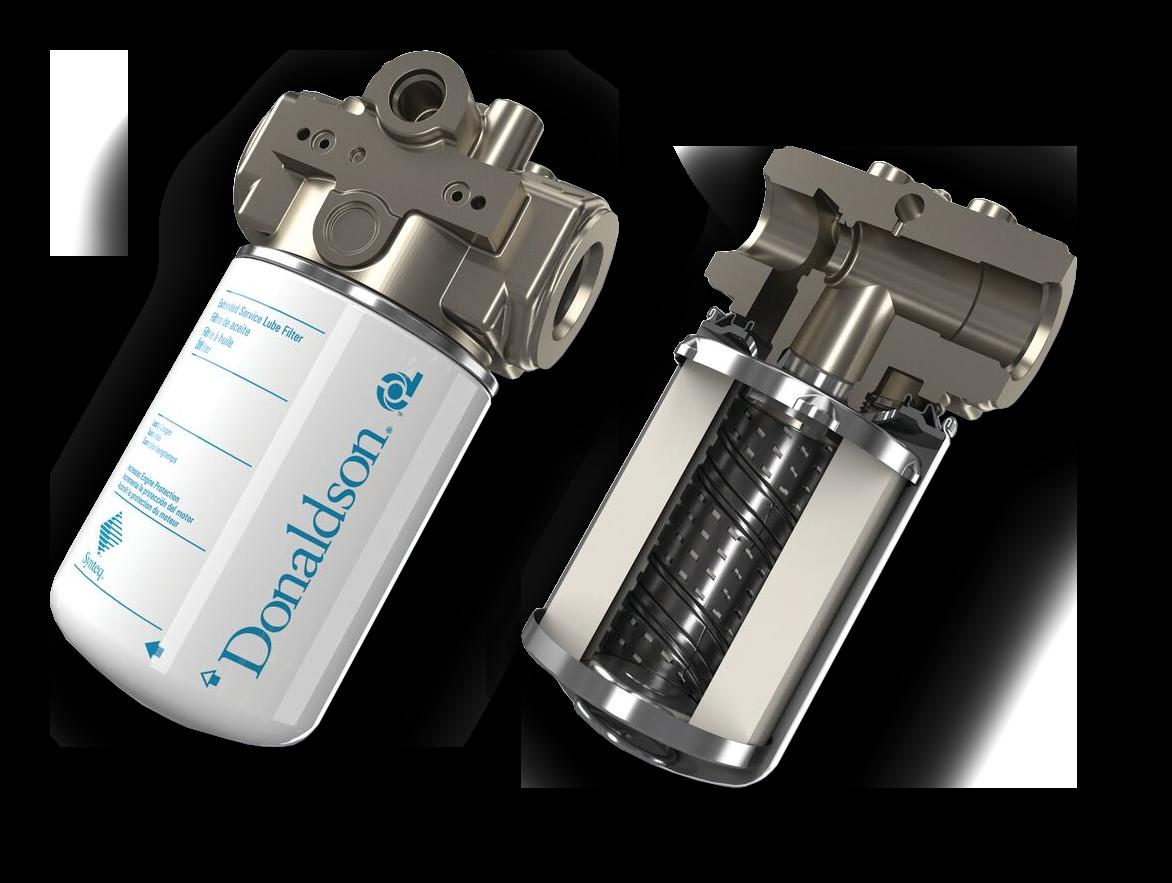 Filtr hydrauliczny niskiego ciśnienia