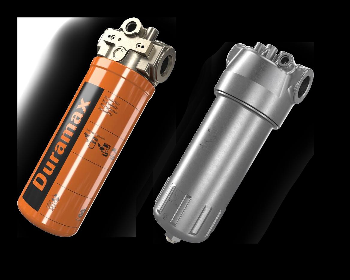Filtry hydrauliczne Donaldson średniociśnieniowe